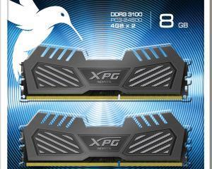 ADATA a lansat memorile XPG V2, ce ruleaza la o frecventa de 3100 MHz