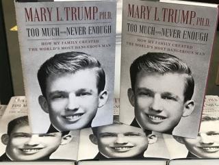 Desi a vandut 950.000 de exemplare in prima zi dupa lansare, ultima carte despre Donald Trump nici macar nu s-a apropiat de recordul stabilit de Harry Potter