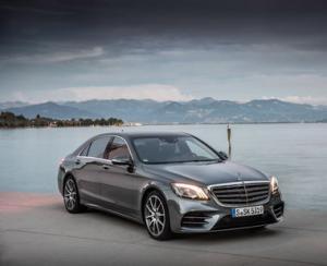 Mercedes-Benz creste familia de limuzine a Clasei S la 24 de versiuni