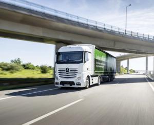 Vanzarile Daimler Trucks au crescut la 465.000 de unitati