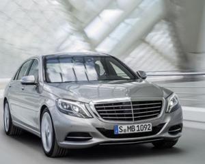 CEO-ul Daimler estimeaza ca profiturile Mercedes vor creste in 2014