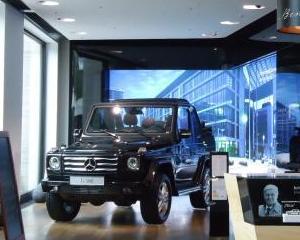 Mercedes-Benz va lansa magazine online in Germania si Polonia