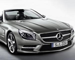 Mercedes-Benz: Vanzari record in primele sase luni