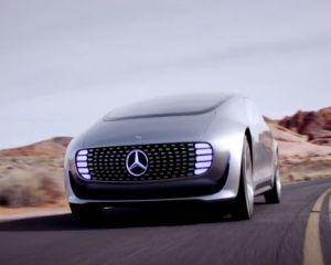 Mercedes a lansat masina care se conduce singura