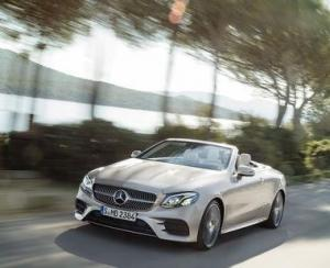Mercedes-Benz a lansat noul E Cabrio