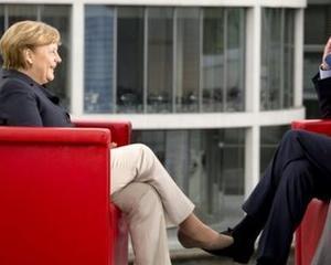 Merkel vrea sa protejeze informatiile europenilor