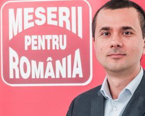 """Cine da startul programului """"Meserii pentru Romania"""""""