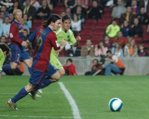 Lionel Messi, prins in ofsaid de Fiscul spaniol?