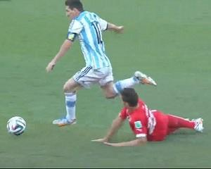 LECTIILE MONDIALULUI (6): Messi si frumusetea pasei