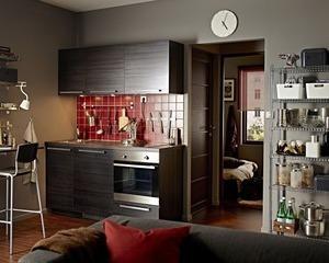 IKEA va tenteaza cu o noua gama de bucatarii