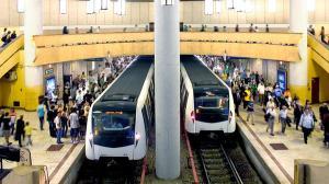 Metrorex aloca 520 de milioane de lei pentru 13 trenuri noi destinate Magistralei 5