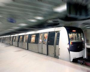 Metrorex a transportat in noua luni de sase ori populatia Romaniei