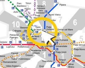 Biletele unice RATB - Metrorex nu se mai comercializeaza