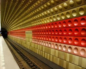 TOP 25: Cele mai frumoase statii de metrou din lume