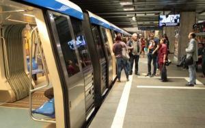 Metroul din Bucuresti e dezinfectat zilnic prin nebulizare 3D