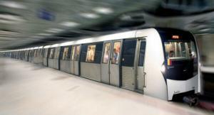 Sindicalistii de la metrou sustin ca multe trenuri sunt greu de condus si pun calatorii in pericol