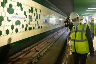Dupa mai bine de 8 ani de asteptare, Metroul din Drumul Taberei se deschide astazi