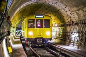 Greva de avertisment la metrou, joi. Trenurile nu vor circula timp de doua ore