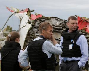 Kievul doreste sa predea Occidentului controlul anchetei privind catastrofa aeriana a zborului MH17