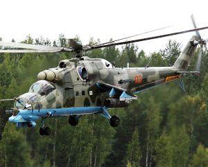 Ucraina: Doua elicoptere ale armatei, doborate cu lansatoare de rachete in apropiere de Slaviansk