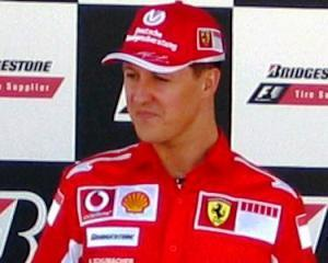 Michael Schumacher a iesit din coma dupa sase luni