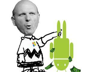 Android - cel mai profitabil sistem de operare mobil al Microsoft