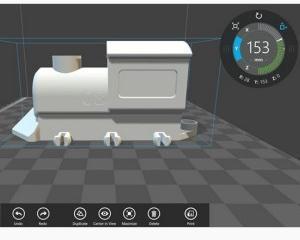 Microsoft a lansat o aplicatie pentru imprimantele 3D