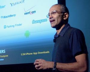 Surse: Microsoft l-ar putea numi pe Satya Nadella in functia de CEO