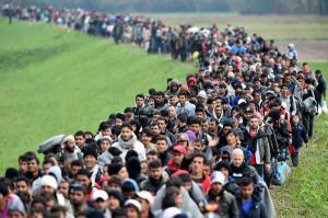 Papa Francisc apara migrantii si dezaproba liderii nationalisti care nu vor sa le dea o sansa