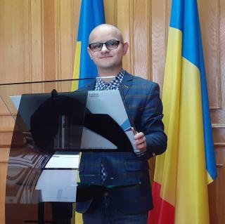 Interviu. Din ce dai iti cladesti in Rai: Mihai Caldararu - tanarul care schimba lumea prin BINE