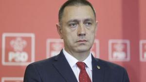 Mihai Fifor si-a anuntat intentia de a candida din partea PSD la alegerile prezidentiale