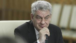 Mihai Tudose: As accepta functia de ministru intr-un Guvern cu un premier sanatos la cap