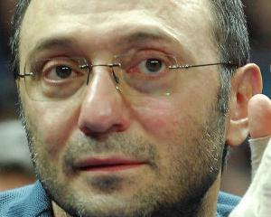 Interpolul l-a inclus pe miliardarul rus Kerimov pe lista celor mai cautati infractori
