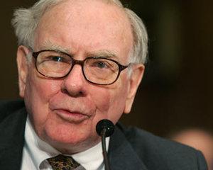 Miliardarul american Warren Buffett ofera un premiu de 1 miliard de dolari pentru cei care ghicesc rezultatele unor meciuri de baschet