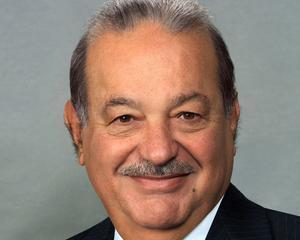 Miliardarul Carlos Slim cumpara o parte din actiunile unei firme pentru 5,57 miliarde de dolari