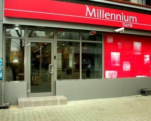 Millennium Bank: Venitul operational, crescut si de comisioane