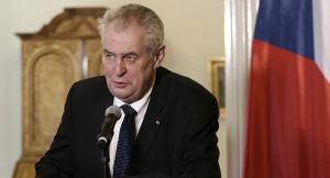 Milos Zeman a castigat un nou mandat de presedinte al Cehiei