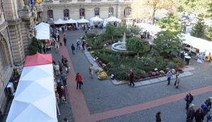 Targ de produse agroalimentare de Ziua Nationala a Romaniei la Ministerul Agriculturii