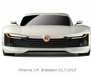 Uita de Ferrari si Lamborghini! Minerva este noul supercar al momentului