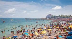 In minivacanta de Sfanta Maria s-a inregistrat cel mai aglomerat weekend pe litoral