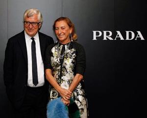 Istorii cu miros de bani: Miuccia Prada