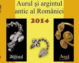 Aurul si argintul antic al Romaniei: Ateliere de creatie la Muzeul National de Istorie