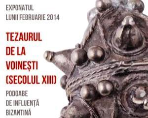 Noi exponate dezvaluite publicului la Muzeul National de Istorie a Romaniei - Tezaurul de la Voinesti