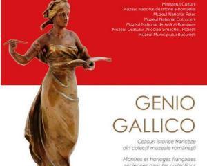 Muzeul de Istorie: GENIO GALLICO. Ceasuri istorice franceze din colectii muzeale romanesti