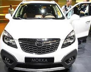 Opel a primit 200.000 de comenzi pentru modelul Mokka