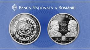 BNR dedica o moneda adoptarii calendarului gregorian de catre Romania