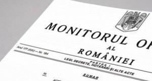 Ordinul 470 din 2018 privind situatiile financiare anuale a fost publicat in Monitorul Oficial