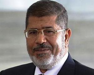 Egipt: Fostul presedinte Mohamed Morsi, judecat pentru spionaj
