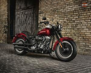 Un mare fabricant de motociclete a iscat un scandal religios in Canada