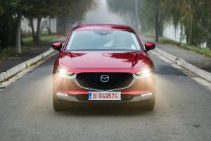 Mazda anunta o noua motorizare pentru CX-30 si 3